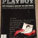 Playboy Magazine - November 1992 (B) Star Trek Patrick Stewart, sex in cinema, William Safire