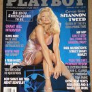 Playboy Magazine - January 1998 Shannon Tweed, Grant Hill, Bettie (Betty) page, Teri Hatcher