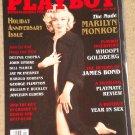 Playboy Magazine - January 1997 Marilyn Monroe, Whoopi Goldberg, 007 James Bond, Beavis Butthead