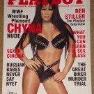 Playboy Magazine - November 2000 WWF Chyna, Ben Stiller, Russian babes, sex in cinema