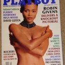 Playboy Magazine - September 1994 Robin Givens, David geffen, Stephen King, David Caruso, NFL