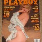Playboy Magazine - November 1990 Teri Copley, John Sununu, Leona Helmsley, sex in cinema