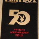 Playboy Magazine - January 2004 50th Anniversary issue, Al Franken, Jack Nicholson, 600+ girls!