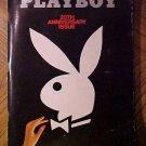 Playboy Magazine - January 1974 20th anniversary, Hugh Hefner, Mafia, Jerry Lewis, 20 playmates