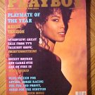 Playboy Magazine - June 1990 (B) Renee Tenison, Mickey Rourke, horse racing, bikes, 30something tv
