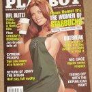 Playboy Magazine - September 2003 (B) Starbucks babes, SARS, Jon Gruden, Nicolas cage