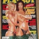 Playboy Magazine - August 2003 (B) Survivor Jenna & Heidi, Tobey McGuire, Murder Inc.