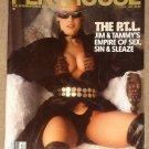 Penthouse magazine - April 1988, Jim & Tammy Faye Baker, PTL, Roy Cohn, Jackie mason