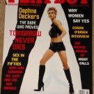 Playboy Magazine - February 1998 (B) Daphne Deckers, 1950's sex, Conan O'Brien, why women say yes