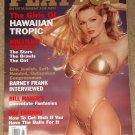 Playboy Magazine - July 1999 Girls of Hawaiian tropic, Bill Mahers, wrestling, Barney Frank