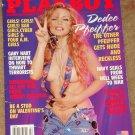 Playboy Magazine - February 2002 (C) Dedee Pfeiffer, Navy SEALS, Gary Hart, Valentines day