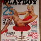 Playboy Magazine - March 2005 (C) Paris Hilton, sex & music, the Rock, Kid Rock, Debbie Gibson