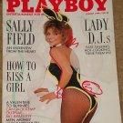 Playboy Magazine - March 1986 Sally Field, Lady DJ's, How to kiss, Jack Kemp, David Byrne