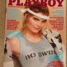 Playboy Magazine - April 1982 Mariel Hemmingway, Ed Koch, Reagans war on drugs, Tommy Lasorda