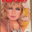Playboy Magazine - November 1989 Donna Mills, Knots landing, Jimmy Hoffa murder, Bonnie Raitt