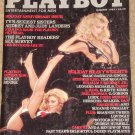 Playboy Magazine - January 1983 Audrey & Judy Landers, Dudley Moore, Eddie Murphy, Herschel Walker
