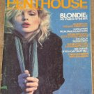 Penthouse magazine - February 1980 Deborah Harry, Blondie, Lee Marvin, radar detectors,