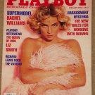 Playboy Magazine - February 1992 Rachel Williams, women around the world, Jennifer Jason Leigh