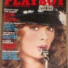 Playboy Magazine - May 1982 Women cops, SCTV, Billy Joel, Rae Dawn Chong