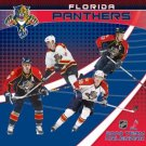 Florida Panthers 2009 Collectible Hockey Calendar