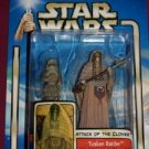 Star Wars AOTC -- MINT in package -- Tusken Raider Female with Tusken Child