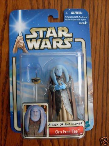 Star Wars AOTC -- MINT in Package -- Orn Free Taa