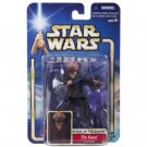 Star Wars AOTC -- MINT in Package -- Plo Koon Arena Battle w/ RARE Backdrop