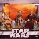 Star Wars Saga Jedi High Council Scene 3 TPM MIB