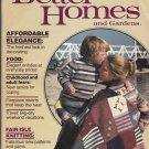 better homes and gardens magazine october 1981