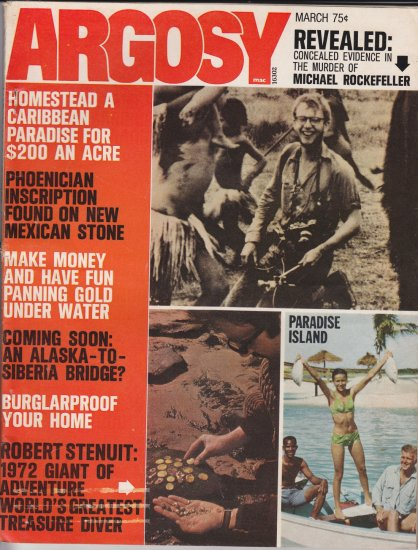argosy magazine march 1972