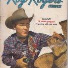 Dell Roy Rogers Comic book Vol 1 No 20 1949