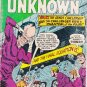 DC Challengers of the Unknown comic No 39  1964