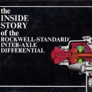inside story of the Rockwell-Standard Inter-Axle Differential