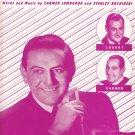 Powder Your Face With Sunshine Carmen Lombardo Stanley Rochinski music sheet