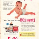 Swifts meats for babies full page advertisement