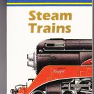 Concise Color Guides Steam Trains  Longmeadow Pess PB
