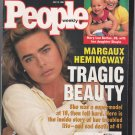 People magazine July 1996 Margaux Hemingway feature