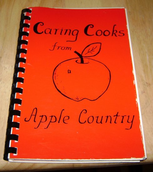 Caring Cooks From apple Country Valley View Village Cookbook