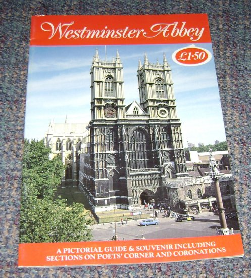 Westminster Abbey Pictorial guide & Souvenir