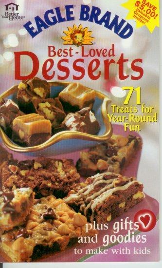 Better your Home Eagle Brand best loved desserts cookbook
