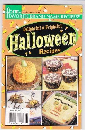FBNR Halloween Recipes Favorite Brand Name Recipes