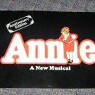 Annie a new Musical Anniversary Edition
