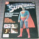 DC Superman the Movie w/ Christoher Reeves 1979
