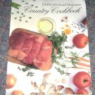 Nebraskaland magazine Country Cookbook 1988