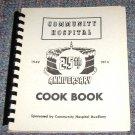 25th anniversary cookbook Fairfax Missouri