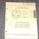 Technical Manual TM 11-58250-890-20-1 Singars ground icom radio sets