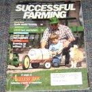 Successful Farming Feb 1993 David Kluender & Son Cover