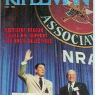 American Rifleman July 1983 Ronald Reagon NRA support Cover