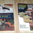 2 Presto Recipe an Instruction books