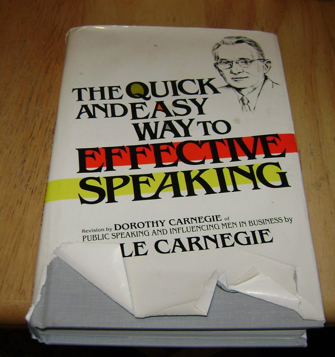 Qucik & easy way to effective speaking Dale Carnegie HC